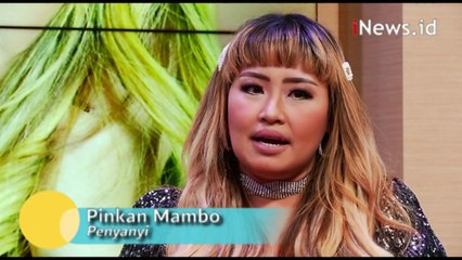 Pinkan Mambo Ungkap Alasan Keluar dari Ratu dan Bersolo Karier