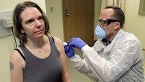 Beklenen haber sonunda geldi! Koronavirüs için ilk aşı bugün yapıldı