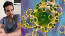 Neha Dhupia's Husband Angad Bedi Talks About #Coronavirus