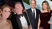 Tom Hanks And Rita Wilson Discharged From The Hospital