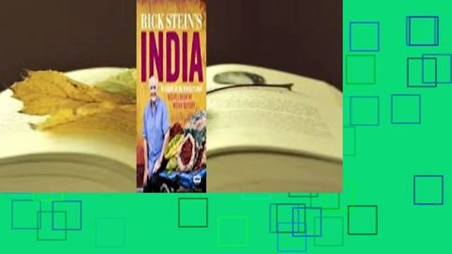 [Read] Rick Stein's India  For Kindle