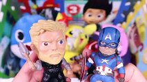 Colors And Characters, Learn With Avengers, Paw Patrol, Hulk, Iron Man Toys For Kids