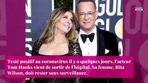 Coronavirus : Tom Hanks est sorti de l'hôpital