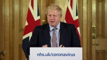 Coronavirus: Boris Johnson urges people to work from home, avoid public gatherings and to self isolate following contact with the anyone who has the virus