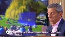 """Coronavirus : Michel Cymes fait son """"mea culpa"""" après avoir """"trop rassuré les Français"""""""