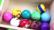 Disney Toy Story 4 Wooden Toy Balls- Learn Numbers Preschool Pound Toy For Kids Toddlers-