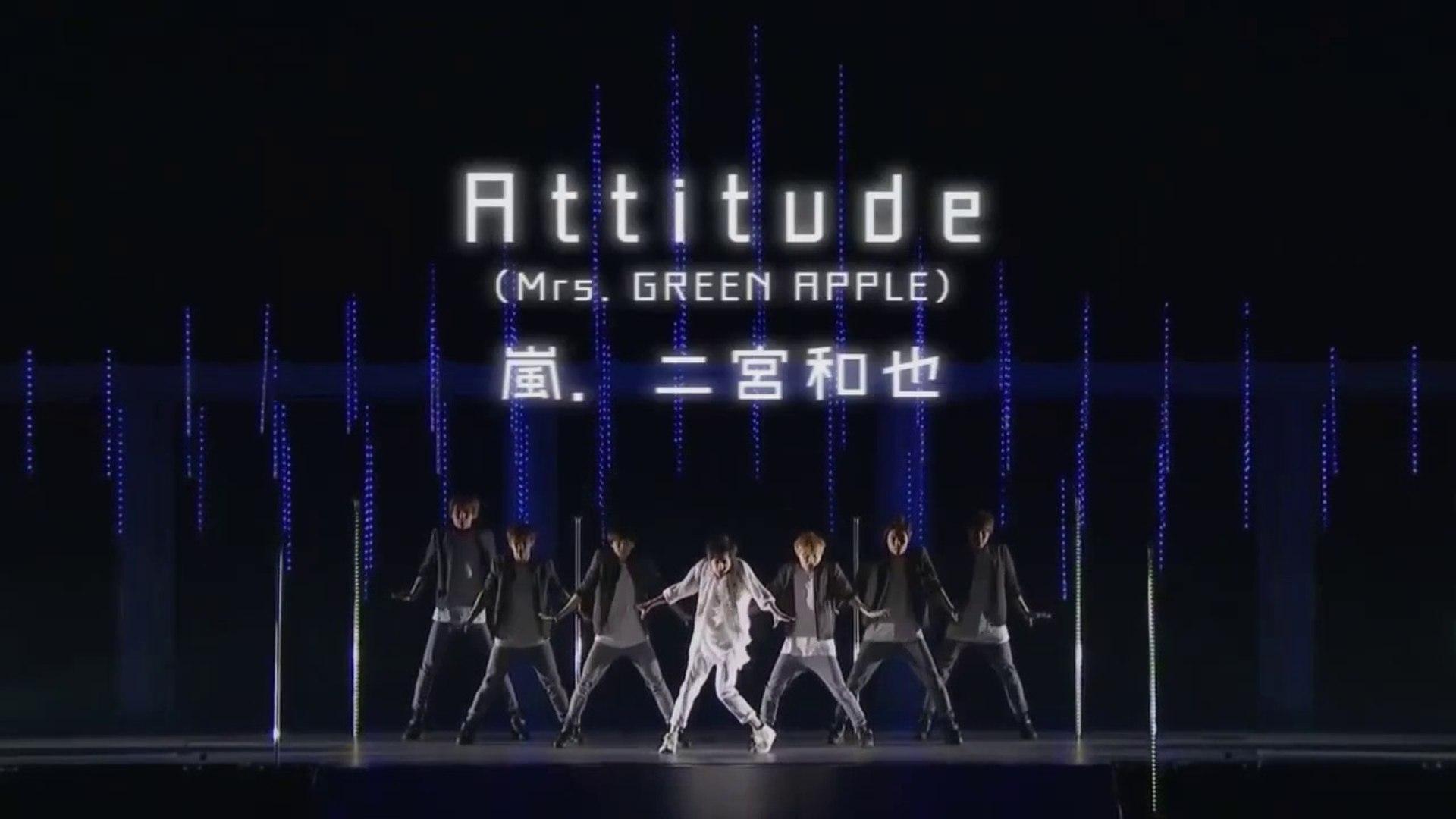 mrs.green apple attitude