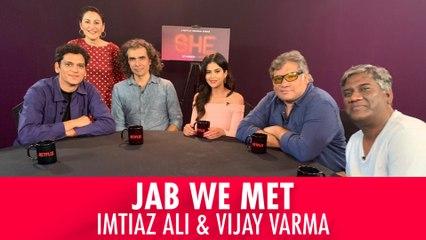 Imtiaz Ali Reveals Why Sara & Kartik's 'Love Aaj Kal' Failed | Vijay Varma | She