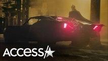 'The Batman' Director Matt Reeves Shares First Look At Robert Pattinson's Batmobile