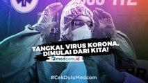 Tangkal Virus Korona, Dimulai dari Kita!