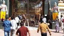 मथुराः कृष्णजन्मस्थान पर दिखा कोरोना का खौफ, मंदिर कर्मचारियों के लिए निर्देश जारी