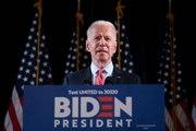 Joe Biden, grand favori des primaires démocrates