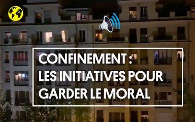Espagne, Iran, Italie : les initiatives des habitants confinés pour garder le moral