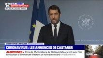 """Christophe Castaner: """"Pour chaque sortie, chaque personne devra disposer d'une attestation sur l'honneur"""""""