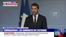 Confinement: Christophe Castaner invite les Français à ne pas se précipiter dans les pharmacies