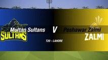 Multan Sultans Vs Peshawar Zalmi ,1st Semi-Final Highlights, PSL 2020 | Cricket 19 Gameplay