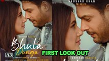 Siddharth Shukla, Shehnaz Gill's starrer 'Bhula Dunga' first look out
