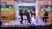 """C à vous : Michel Cymes revient sur ses propos trop """"rassurants"""" sur le coronavirus"""