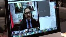 GAÜN'de korona virüse karşı online senato