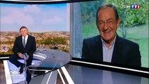 VIRUS - Jean-Pierre Pernaut a pris la parole à la fin du 13h de TF1 depuis son domicile après avoir décidé de se retirer de la présentation du journal - Regardez