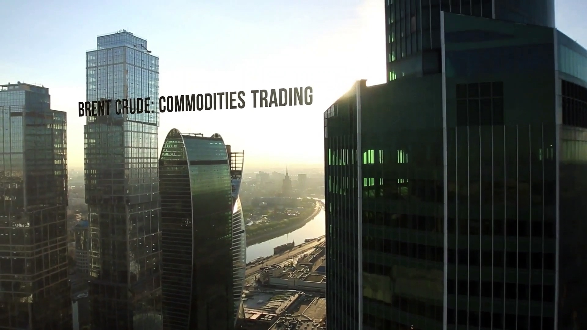 Brent Crude: Commodities Trading