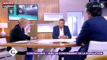 C à vous : Ce symptôme méconnu du coronavirus révélé par Michel Cymes (Vidéo)