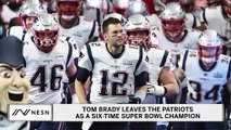 Tom Brady Led The Patriots To Nine Super Bowls, But Which Was His Best?
