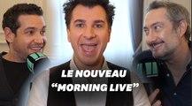 """À quoi va ressembler """"Morning Night"""" sur M6? Michaël Youn nous dit tout"""