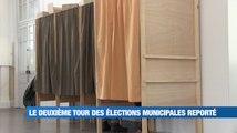 Le 2e tour des élections municipales est reporté