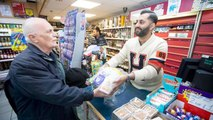 Convenience Store Owner Delivers 'Coronavirus Kits' To Elderly