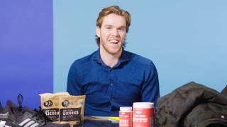 10 Things Connor McDavid Can't Live Without
