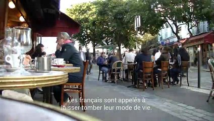 Les français face aux mesures de confinement