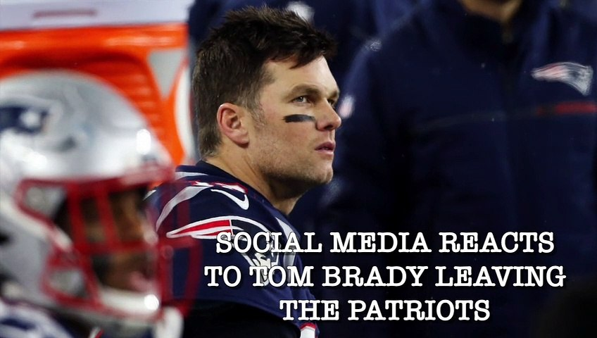 Friends and Former Teammates of Tom Brady React To His News