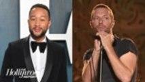 John Legend, Chris Martin Holding Live-Stream Concerts Amid Coronavirus | THR News