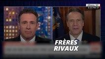 Ce gouverneur s'est servi du coronavirus pour enquiquiner son frère en direct à la télévision