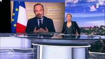 Édouard Philippe :« Ce que nous voulons faire, c'est qu'il ne soit pas utile de licencier »