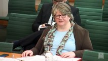 Thérèse Coffey says that DWP has processed 'nearly half a million' Universal Credit applications in last 9 days
