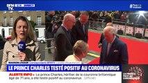 Le prince Charles a été testé positif au coronavirus