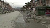 Empty streets of India under lockdown