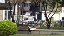 Αυτοκίνητα του δήμου Χαλκιδέων έπαιζαν τον εθνικό ύμνο