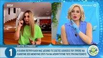 Παρεξήγηση on air για Καραβάτου-Πετρουλάκη: «Θα βάλω το κεφάλι μου μέσα σε ένα κουβά μετά από αυτό»