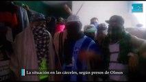Inquietante video que se atribuyen presos de Olmos