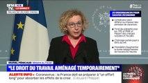 Muriel Pénicaud annonce que les salariés rémunérés en dessous du SMIC seront indemnisés à 100%
