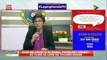DOH, experts say PH coronavirus cases could reach 75,000 by June if not contained