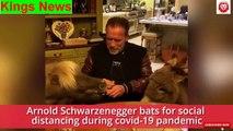 Arnold Schwarzenegger said significant  on covid-19,corona virus