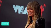 Heidi Klum Sick With Fever And Cough But Hasn't Been Able To Get Coronavirus Test