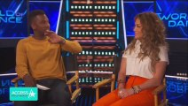 Jennifer Lopez Shares Secret Behind Her And A-Rod's 'Flip The Switch' TikTok Video