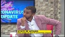 Kenyans Should Take Health CS Directives Seriously Or Risk Total Lock Down ~ Dr. Alvin Juma