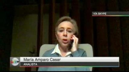 María Amparo Casar |