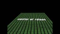 Maths au lycée au Palais de la découverte : Cantor et raison